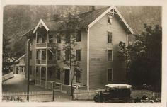 Vadheim Hotell 1927 Foto: Normann