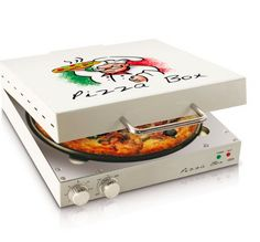 Pizza Box Oven, $59.99. | 37 Ridiculous Kitchen Gadgets You Definitely Need In Your Life