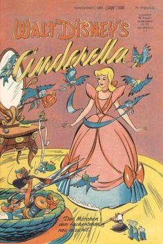 Cinderella - Walt Disney - Birds - Dress - Scissors