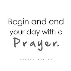 Begin your day with something better than the world and everything in it: 2 RAKAH SUNNAH OF FAJR. (Don't forget Fardh!) Pray Dhuhr, Asr & Maghrib in order to directly speak to Allah, ESPECIALLY IN SUJOOD. A place where Allah is closest to us, closer than our jugular vein. Therefore, MAKE DUA IN SUJOOD! BEST TIME! End your day with Esha and sleep knowing you have completed your obligations as a MUSLIM and have made the most of the Blessing that is SALAH. - Faiza Suleman