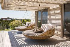 Dream Home Design, Modern House Design, Home Interior Design, House Furniture Design, Exterior Design, Backyard Patio Designs, Dream House Exterior, Outdoor Living, Outdoor Decor