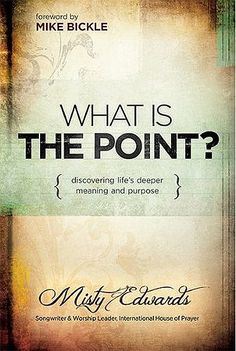 What is the Point?: Discovering life's deeper meaning and purpose $14.99