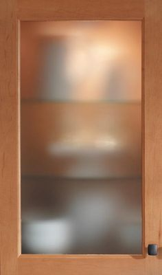 Seeded Glass Cabinet Doors Home Kitchen In 2019