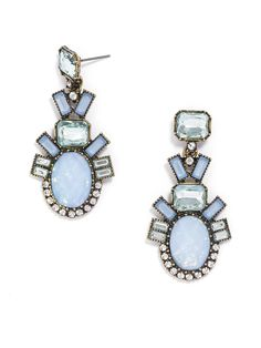 Statement earrings from bauble bar