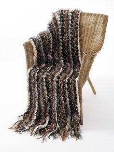 Super-Quick Afghan (Knit)