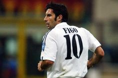 Luis Figo Camp Nou, Cristiano Ronaldo, Real Madrid, Santiago Bernabeu, Champions, Best Player, My Passion, Album, Game