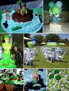 Can my next birthday party be a Peter Pan party D;