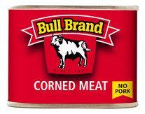 Bull Brand Corned Meat 190g