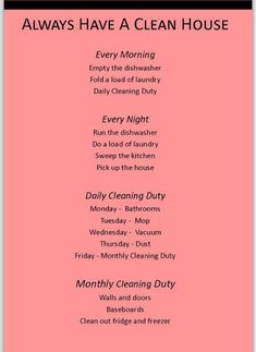 Good Tips On How To Keep Your House Clean… Ok, I can do this! | followpics.co