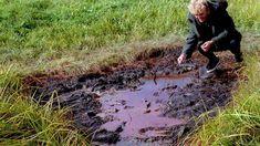 Kvalitná parafinická ropa, ktorá má pomerne vysoký obsah olejov, vyviera v obci Korňa, v chránenej krajinnej oblasti Kysuce.   Nový Čas Mountains, Nature, Travel, Fotografia, Naturaleza, Viajes, Destinations, Traveling, Trips