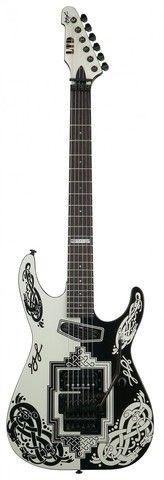 ESP LTD SERPENT-600 GEORGE LYNCH ESP ELECTRIC GUITAR #esp #espltd #guitar…