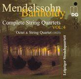 Mendelssohn-Bartholdy: Octet; String Quartet (1823) [CD]
