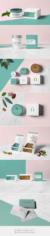 Naravân Branding Ideas |  Branding Style | https://www.behance.net/gallery/28250055/Naravan