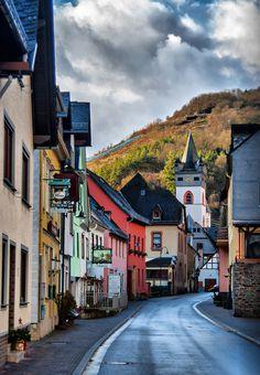 Bacharach (Rheinland-Pfalz) Germany