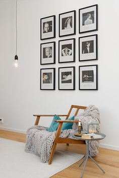 DIY: Wall_Framed