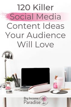 Your social media content is really important if you want to attract the right audience and make more sales. So that's why I wrote 120 Killer Social Media Content Ideas that your audience will love and you will never struggle to come up with content again Social Media Marketing Business, Content Marketing Strategy, Facebook Marketing, Online Business, Business Tips, Marketing Program, Affiliate Marketing, Social Media Detox, Social Media Content