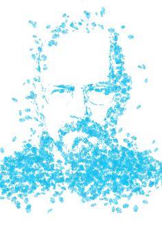Breaking Bad - Blue Sky - Walter White Art Print