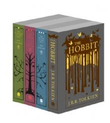 The Hobbit & The Lord of the Rings 4-book clothbound special editions : J. R. R. Tolkien - HarperCollins