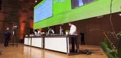 Nachbericht & Fotos: greenmeetings und events Konferenz 2013 in Darmstadt