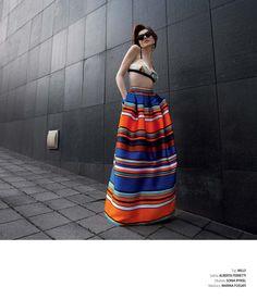 EDITORIAL  @  Daniela Rettore fashion photographer