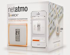 The Hip Subscription: Netatmo by Starck Thermostat