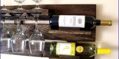Diy Wooden Wine Rack