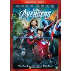 Marvel's The Avengers (DVD   Blu-ray) (Widescreen)