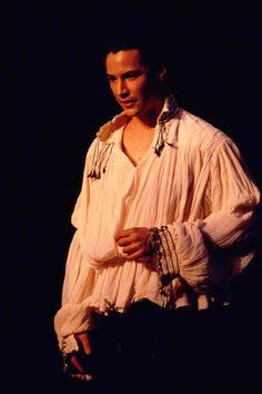 Keanu Reeves - MTC's Hamlet, Winnipeg 1995