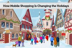 The True Meaning of Christmas Mobile Shopping - VIEO Design: Inbound Marketing and Website Design