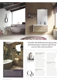 essential kitchen bathroom bedroom magazine january 2013. these met shelves and gio-top mirror are both available from alternative bathrooms. http essential kitchen bathroom bedroom magazine january 2013