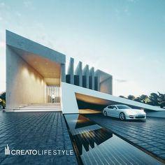 Creato Lifestyle... #creato #lifestyle #mansion