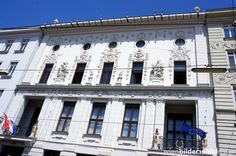 Otto Wagner, Palais Hoyos, Rennweg 3, Vienna Otto Wagner, Vienna, Urban, Outdoor Decor, Home Decor, Architecture, Homemade Home Decor, Decoration Home, Interior Decorating