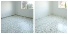 Vintage Revivals: Painted Concrete Floors How to paint concrete floors!