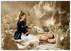 fairytale photoshoots | Tragic Fairytale Couple Photography - The Jeff Bark for i-D Magazine ...