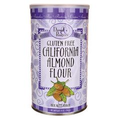 California Almond Flour, 14 oz Can AED241.00 #UAESupplements