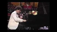 Sergei Rachmaninoff Prelude in G minorr, Op. - Pianist: Evgeny Kissin at the Proms England London In Royal Albert Hall Music Like, Kinds Of Music, My Music, Evgeny Kissin, Concerts In London, G Minor, Film Score, Royal Albert Hall, Piano Teaching