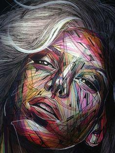 Hopare Graffiti Art, Murals Street Art, Street Art Graffiti, Mural Art, Urban Street Art, 3d Street Art, Amazing Street Art, Amazing Art, Illustrations