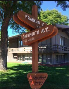 Arapahoe Acres Mid Century Modern Home Tour 2015