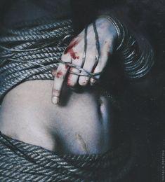 Painful by NataliaDrepinaon DevianArt, (Natalia Drepina)