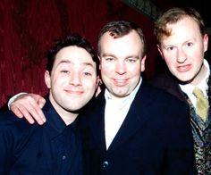The League of Gentlemen Royston Vasey, Inside No 9, Steve Pemberton, Reece Shearsmith, League Of Gentlemen, Comedy Tv Shows, Mark Gatiss, Photo Grouping, British Comedy