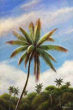 Learn how to paint tropical landscapes with Mark's new page.  Tips for getting the most nuance and colour into your landscape, why banana leaves are so great, and heaps more.  Explore away, fellow painter-y types!