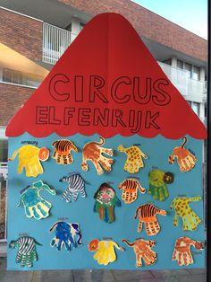 Circus activity 0-4 year