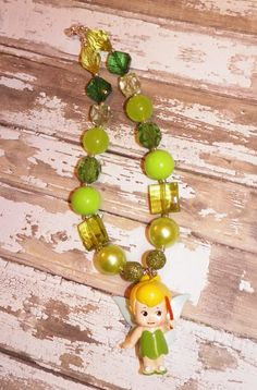 Custom Boutique Disney Tinkerbell Cutie by StinkyPinkCreations, $19.00