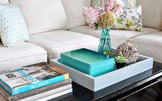 | Ideas para decorar las mesas de centro