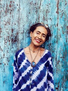 Those looking to shop in Todos Santos should meet Euva Anderson, a longtime Todos Santos resident, in her eclectic boutique, Mixtica.