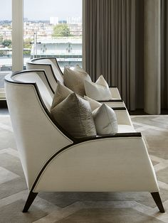 Armchair, Penthouse, St John's Wood - Morpheus London