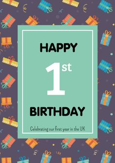 We cannot believe it has already been 1 Year!? Thanks to everyone who has been a part of the success over the past year and we look forward to many more! #TumblTrak  If you are in the UK enjoy all the Fireworks that people will be shooting off in our honour! smile emoticon Happy Bonfire Night