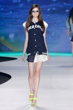 Coca-Cola Jeans | Verão 2014 | Desfile Fashion Rio #cokestyle