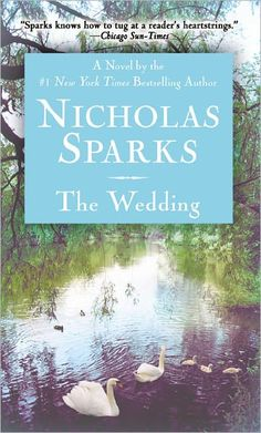 This is the first Nicholas Sparks book I read. I'm not a fan of romance novels, but I'm a huge fan of Sparks' books!