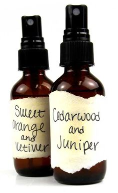From the great folks at Mountain Rose Herbs, DIY Deodorant Sprays. The ingredients used to make these herbal deodorant sprays are both astringent and antimicrobial to help keep you feeling fresh all day. These aromatic blends find a nice balance of masculine and feminine that can be enjoyed by anyone.